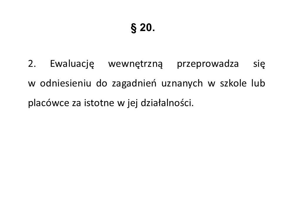 § 20. 2.
