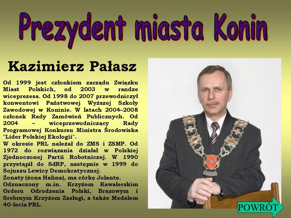 Prezydent miasta Konin