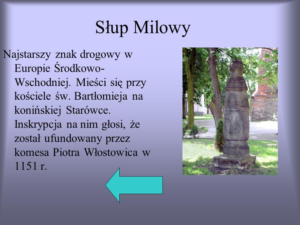 Słup Milowy