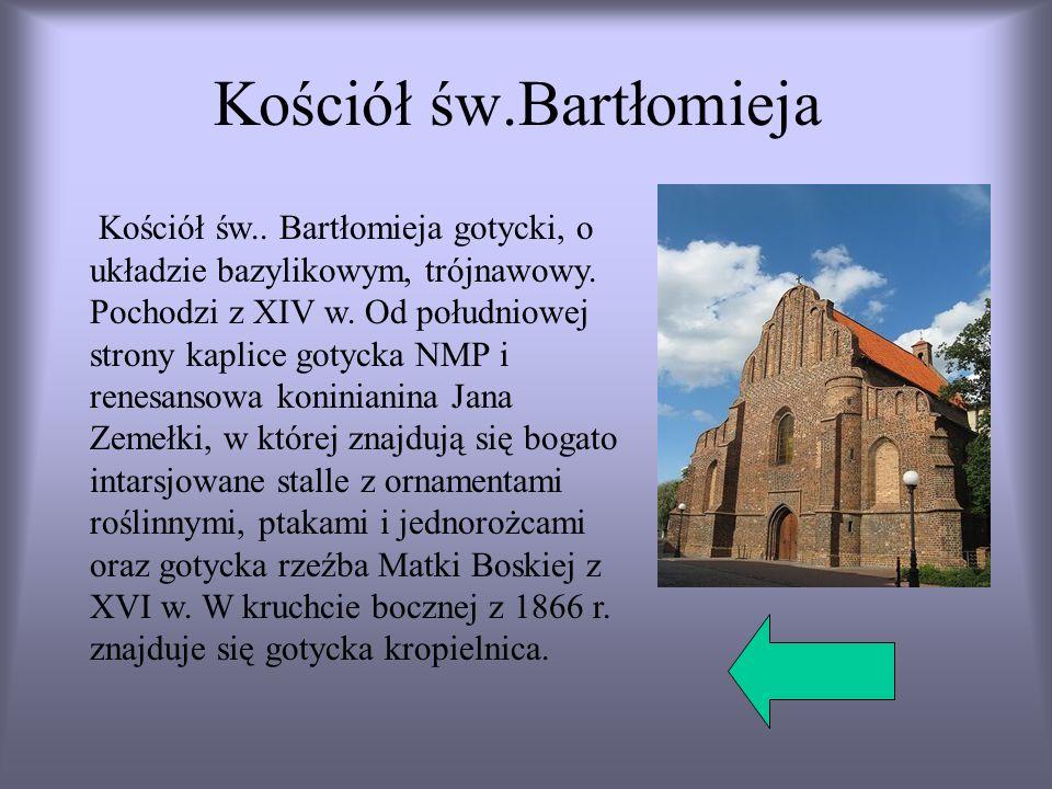 Kościół św.Bartłomieja