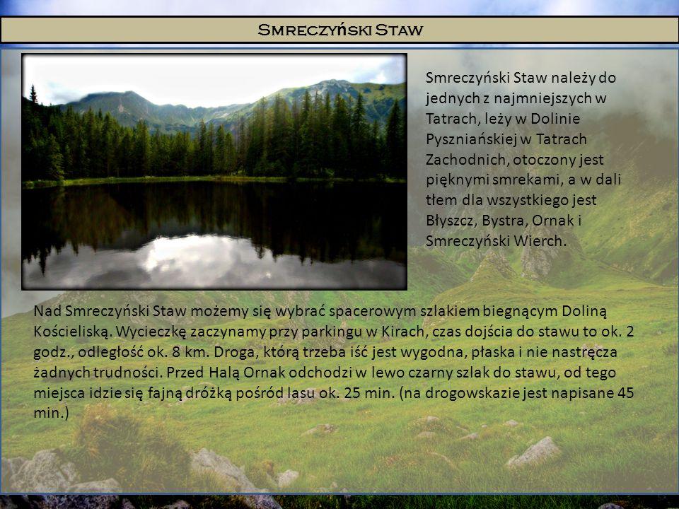 Smreczyński Staw