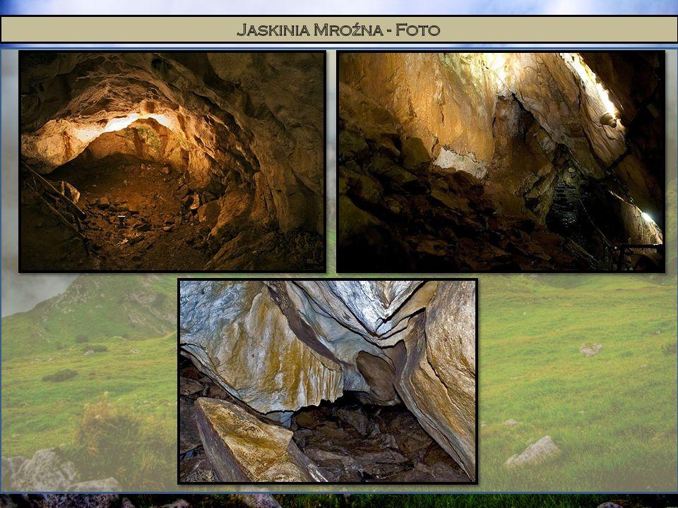 Jaskinia Mroźna - Foto
