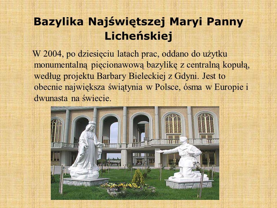 Bazylika Najświętszej Maryi Panny Licheńskiej