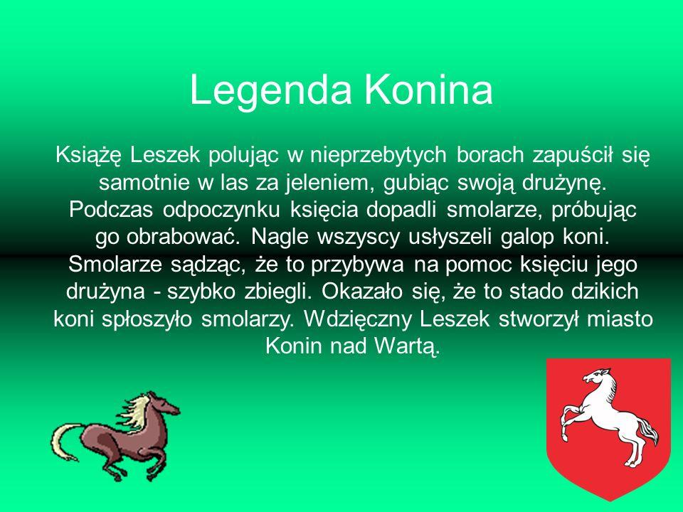 Legenda Konina