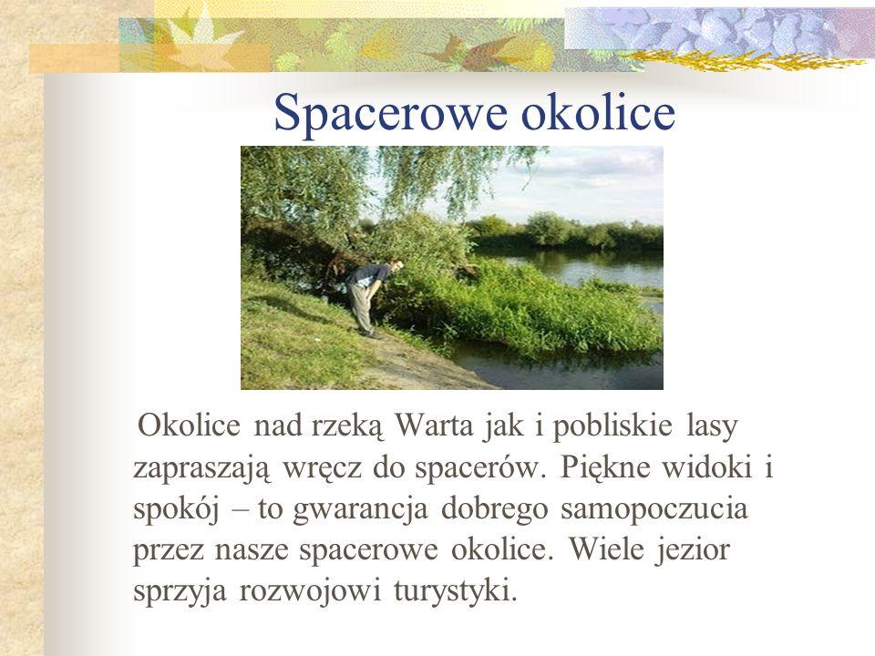 Spacerowe okolice