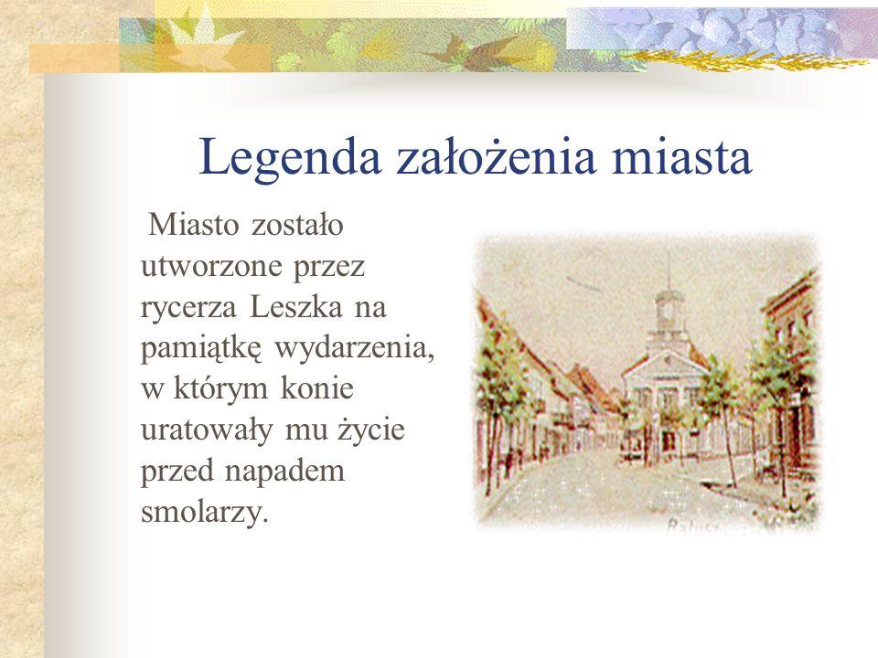 Legenda założenia miasta