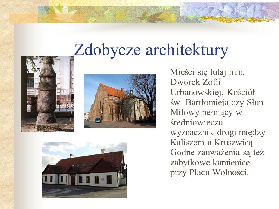Zdobycze architektury