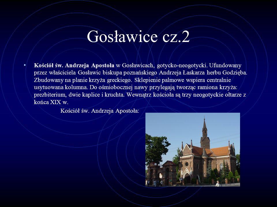 Gosławice cz.2