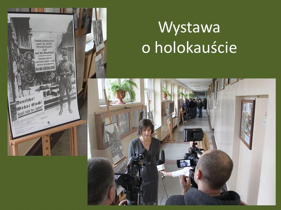 Wystawa o holokauście