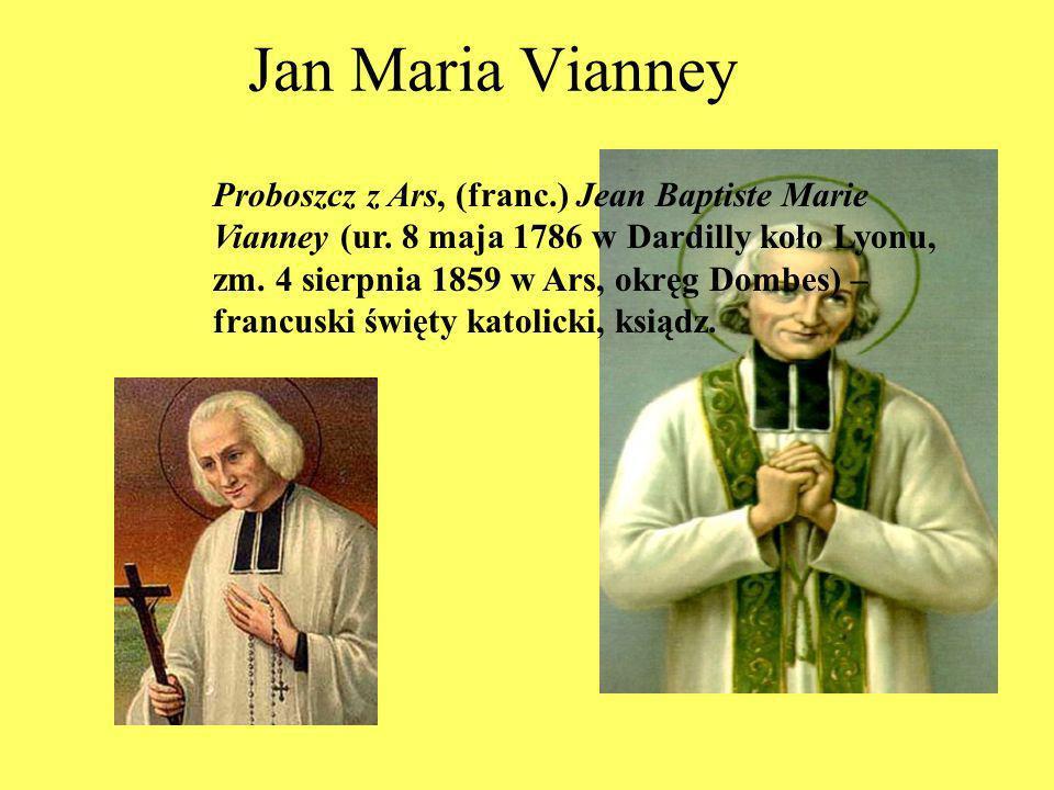 Jan Maria Vianney