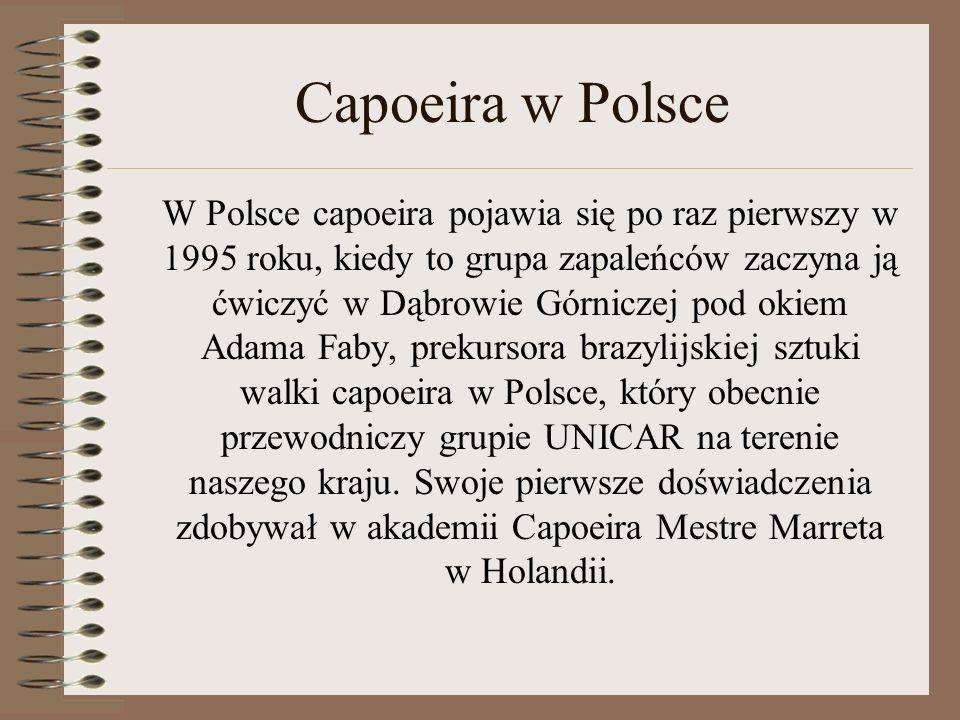 Capoeira w Polsce