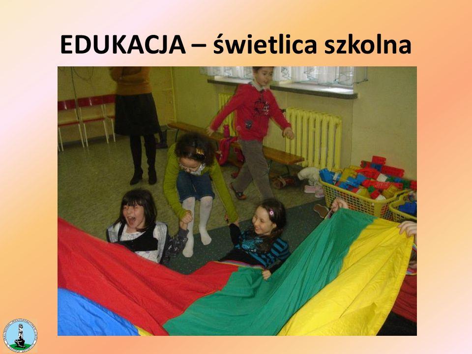 EDUKACJA – świetlica szkolna