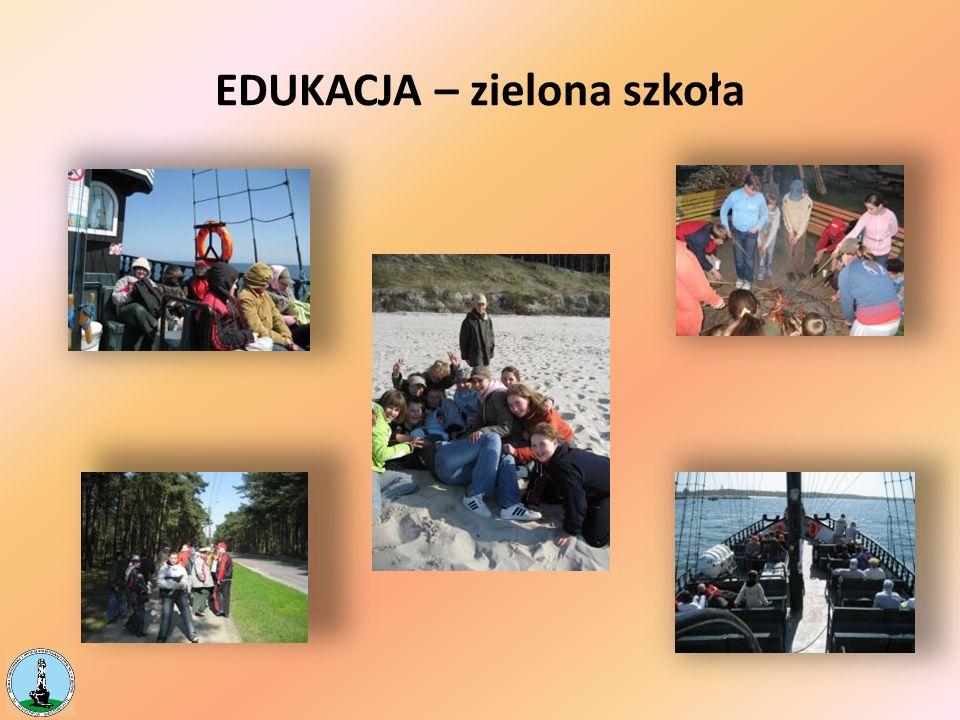 EDUKACJA – zielona szkoła