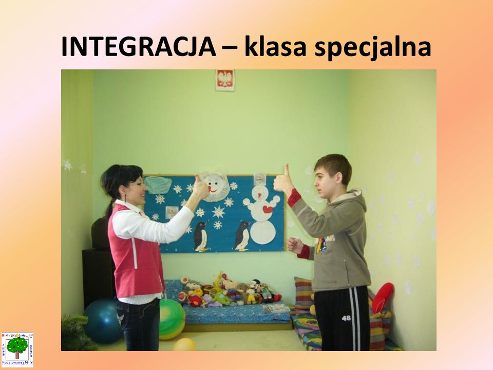 INTEGRACJA – klasa specjalna