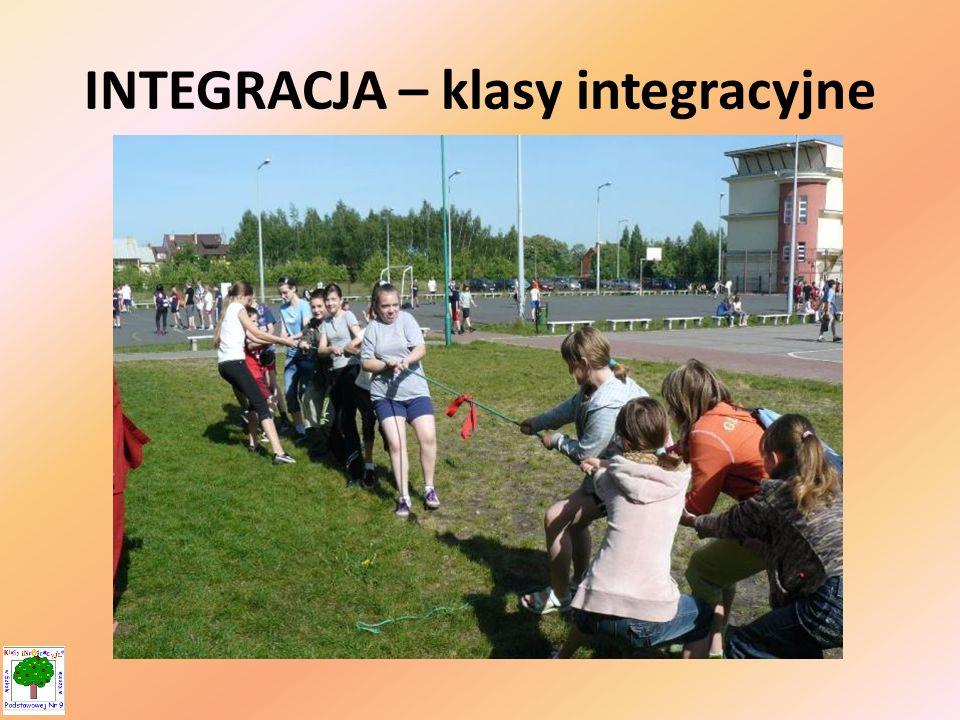 INTEGRACJA – klasy integracyjne