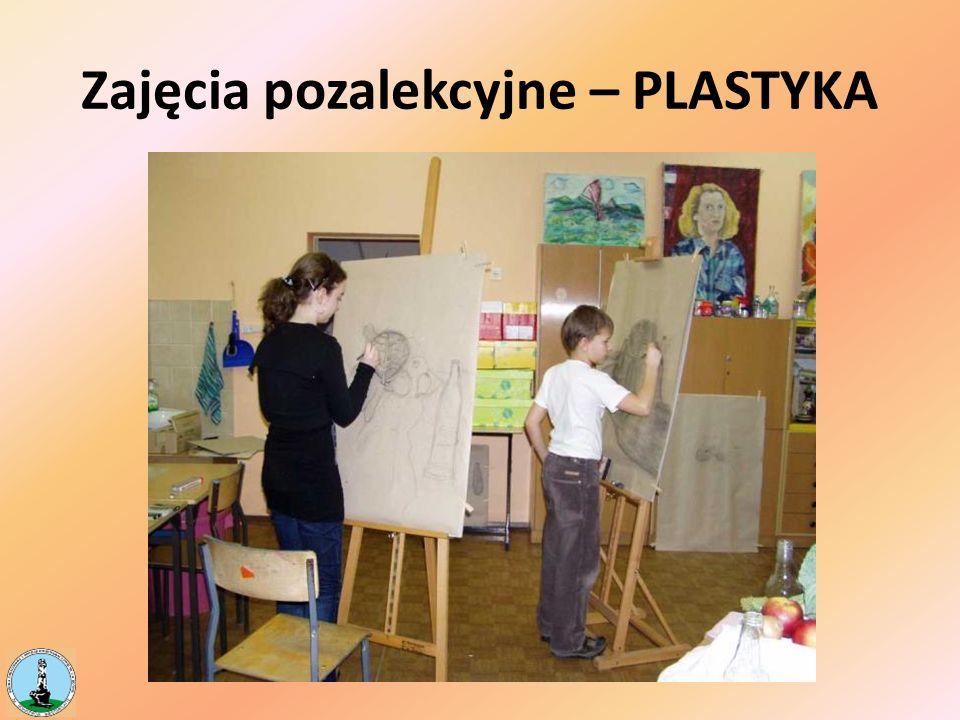 Zajęcia pozalekcyjne – PLASTYKA