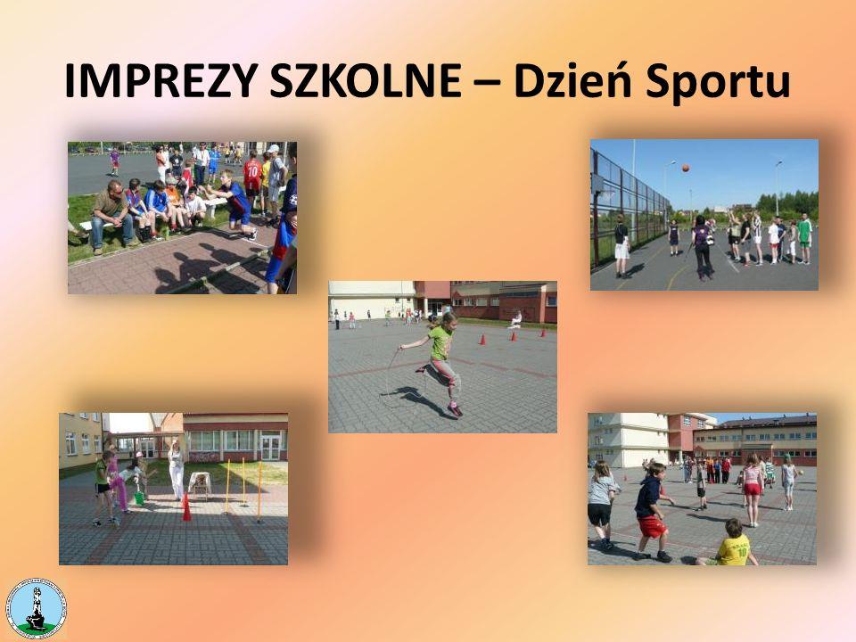 IMPREZY SZKOLNE – Dzień Sportu