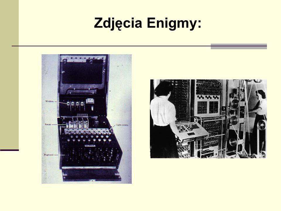 Zdjęcia Enigmy: