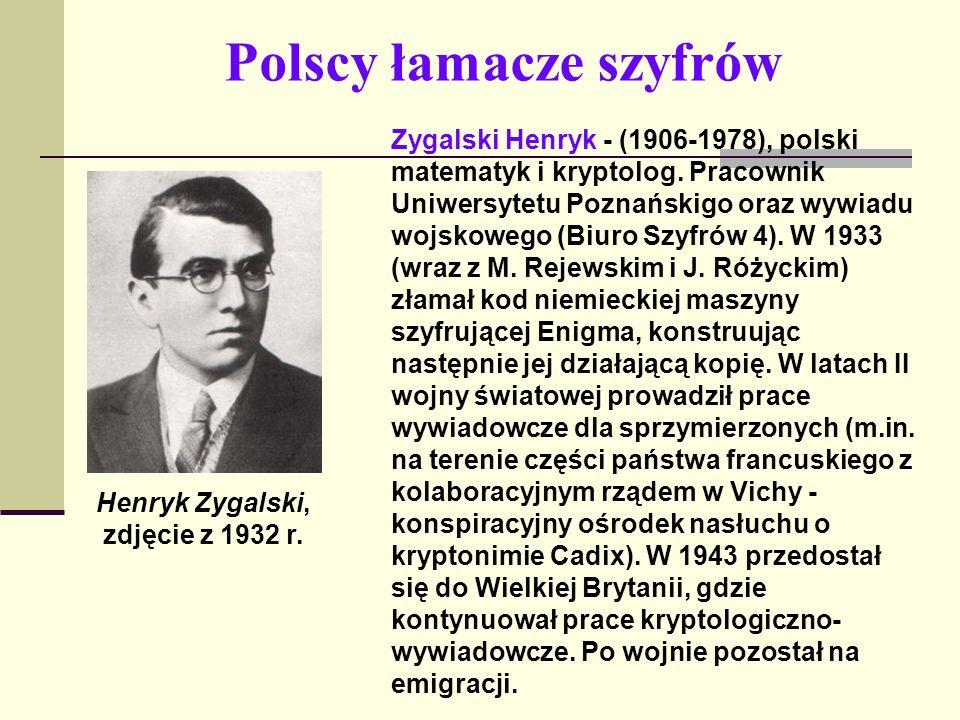 Polscy łamacze szyfrów