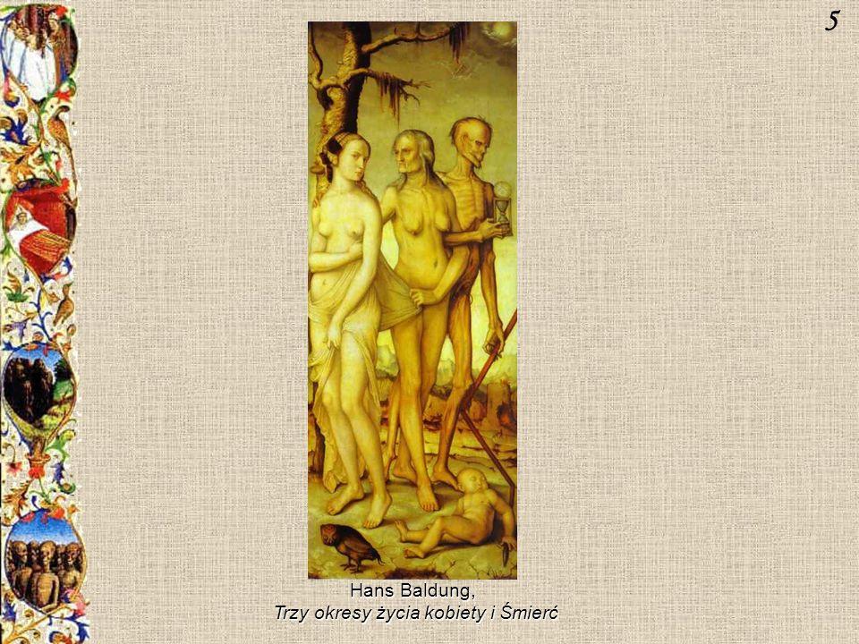 Trzy okresy życia kobiety i Śmierć