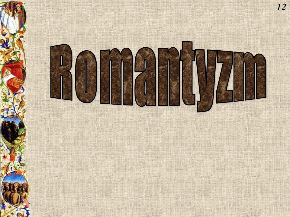 12 Romantyzm