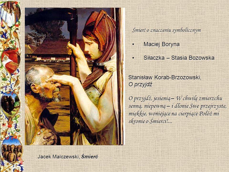 Jacek Malczewski, Śmierć