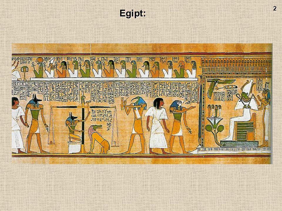 2 Egipt: