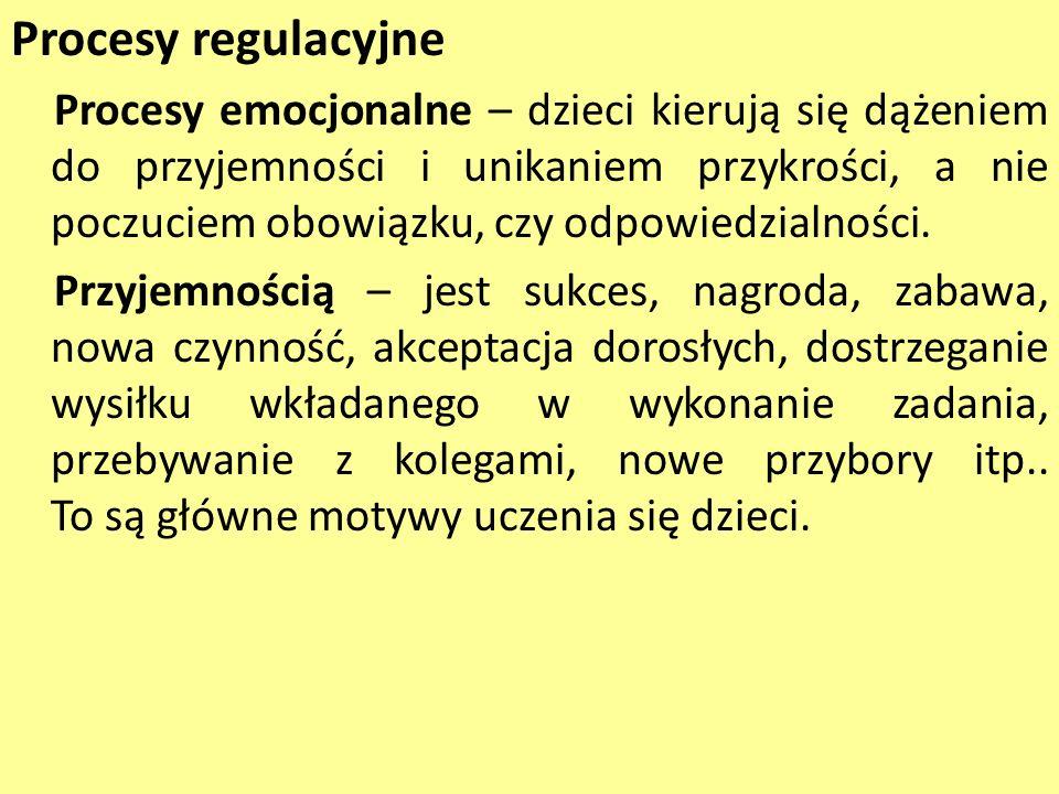 Procesy regulacyjne