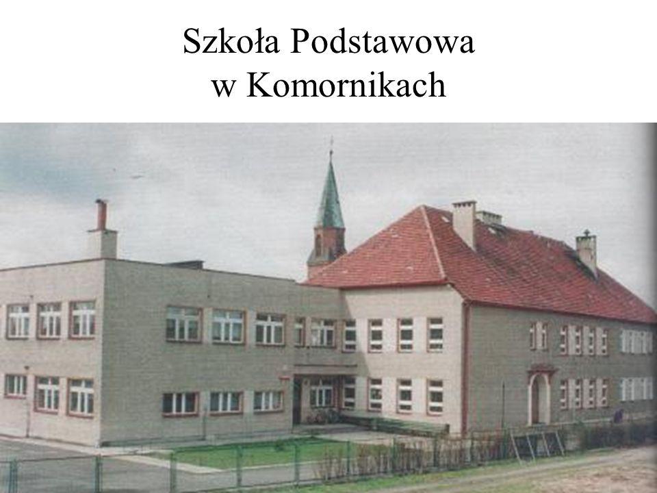 Szkoła Podstawowa w Komornikach