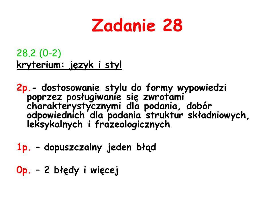 Zadanie 28