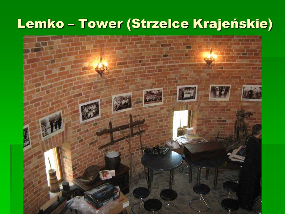 Lemko – Tower (Strzelce Krajeńskie)