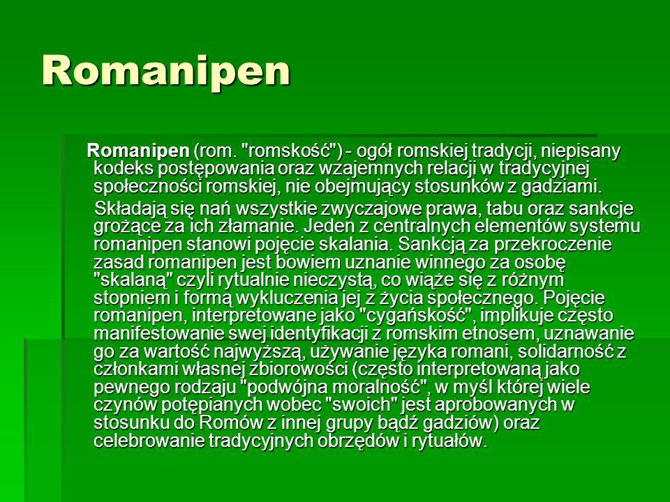 Romanipen