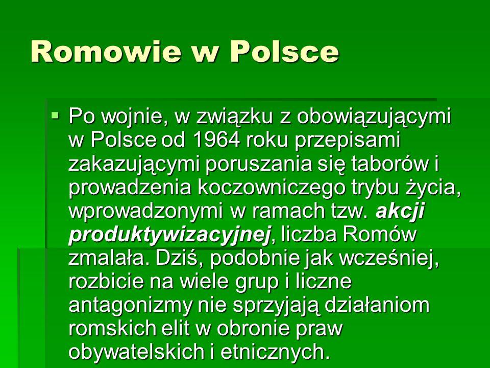 Romowie w Polsce