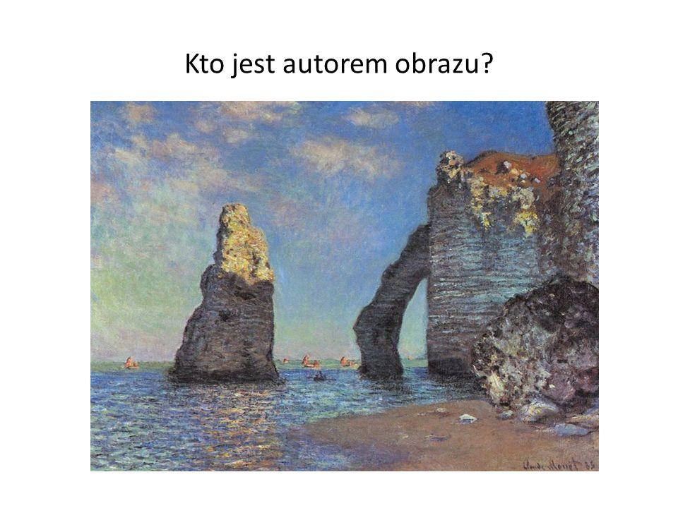 Kto jest autorem obrazu