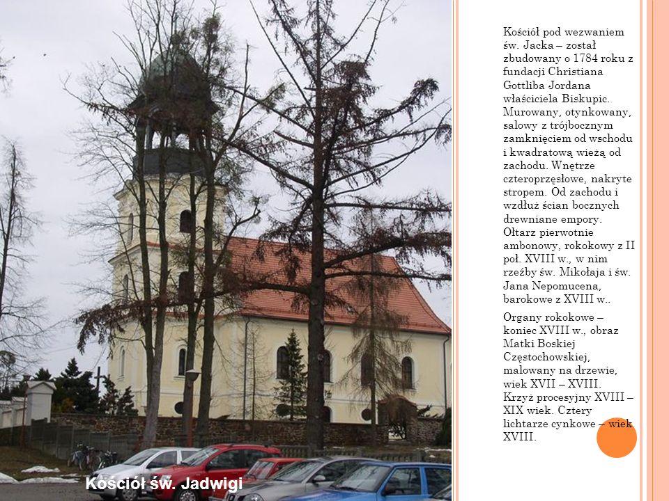 Kościół św. Jadwigi Kośiół św. Jadwigi