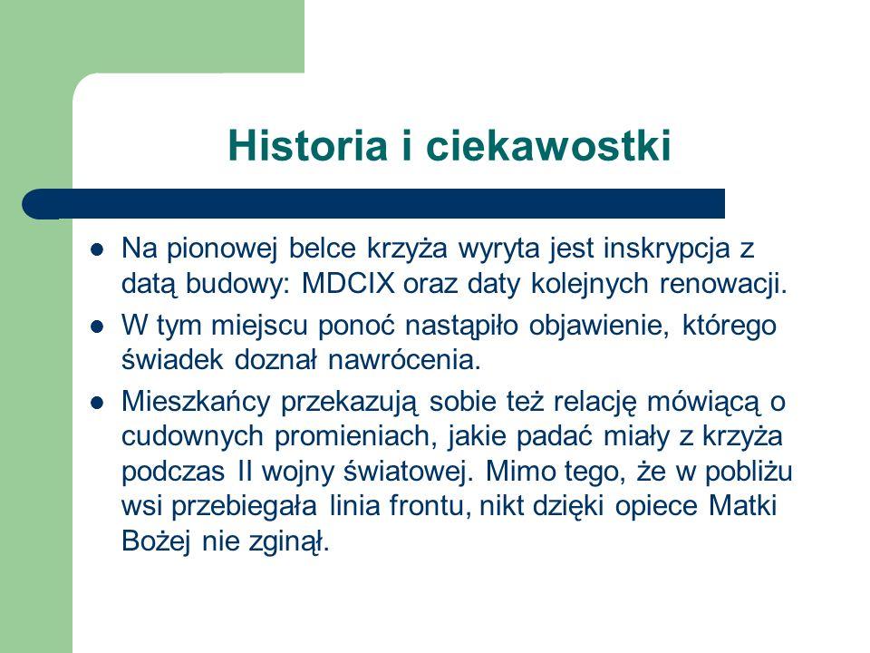 Historia i ciekawostki
