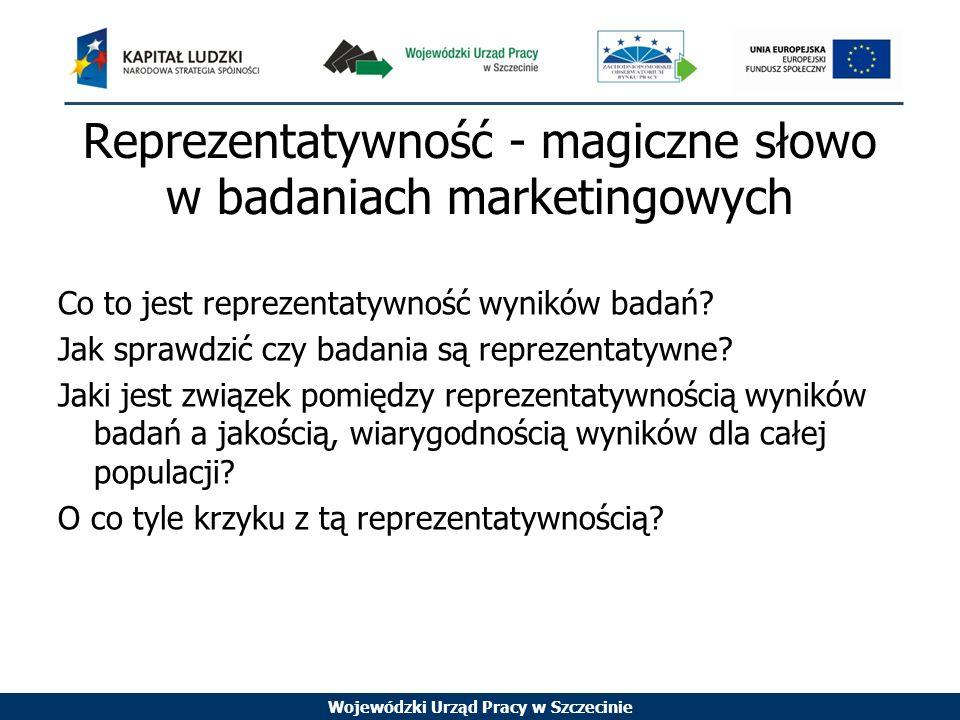 Reprezentatywność - magiczne słowo w badaniach marketingowych