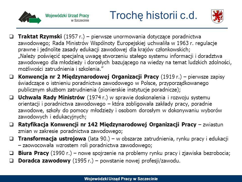Trochę historii c.d.