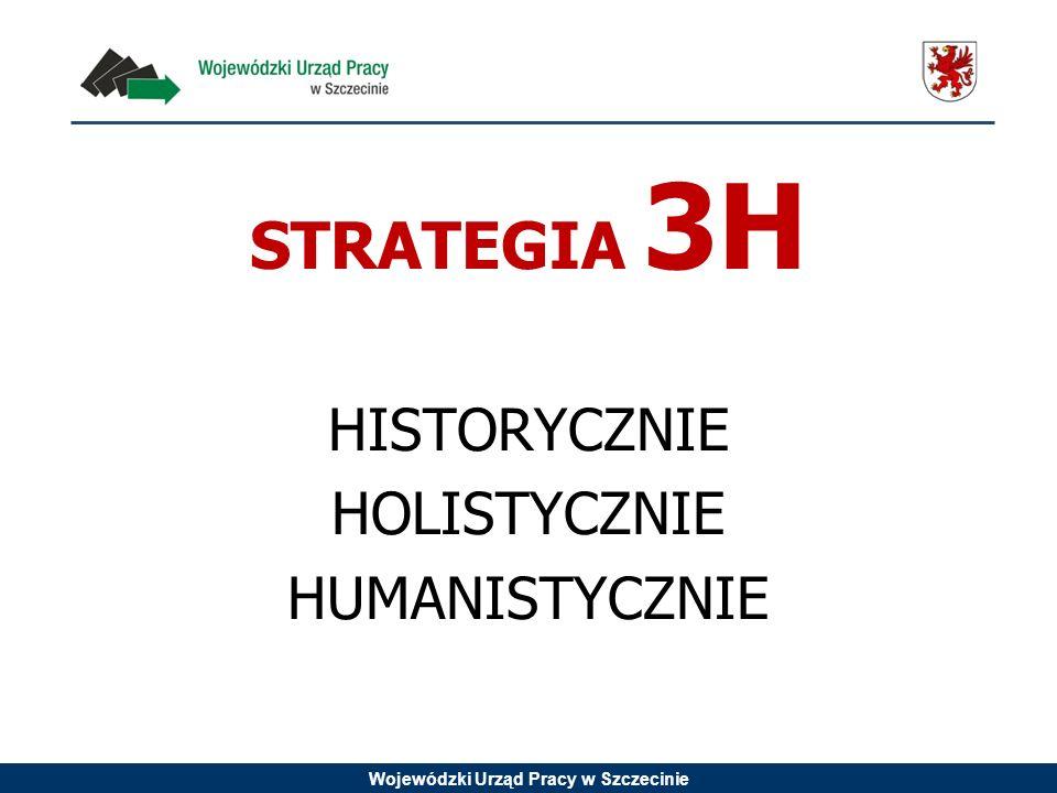 STRATEGIA 3H HISTORYCZNIE HOLISTYCZNIE HUMANISTYCZNIE