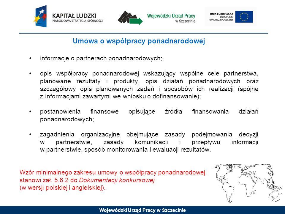 Umowa o współpracy ponadnarodowej