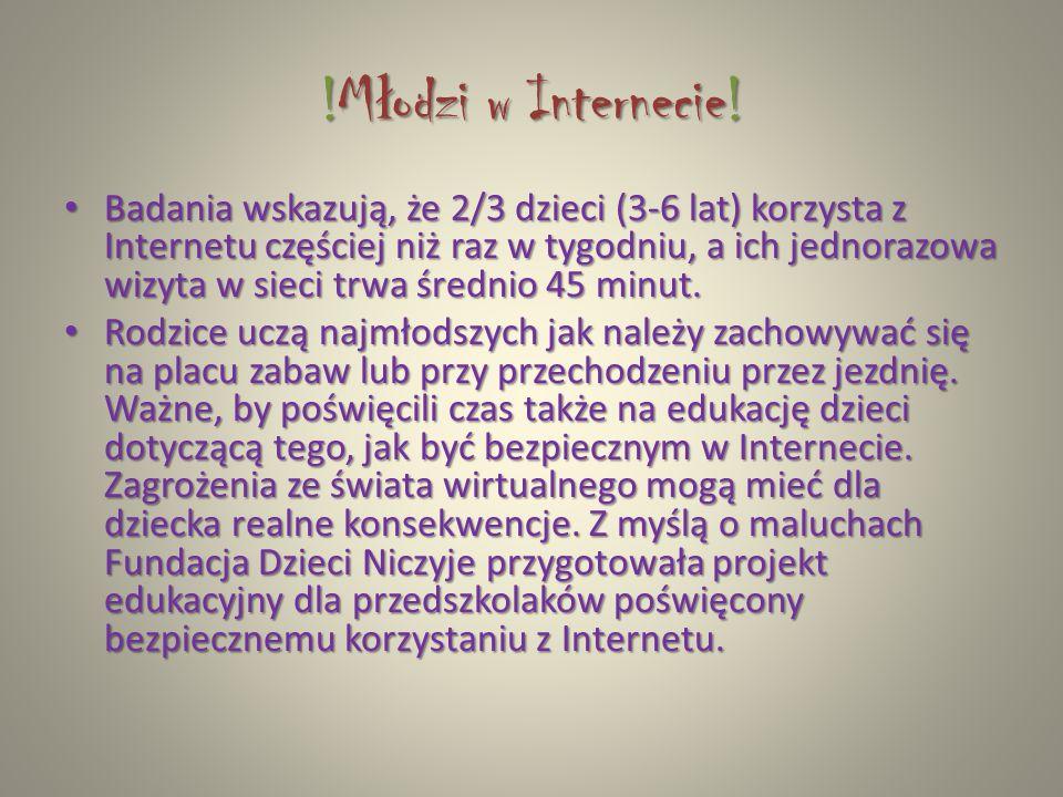 !Młodzi w Internecie!
