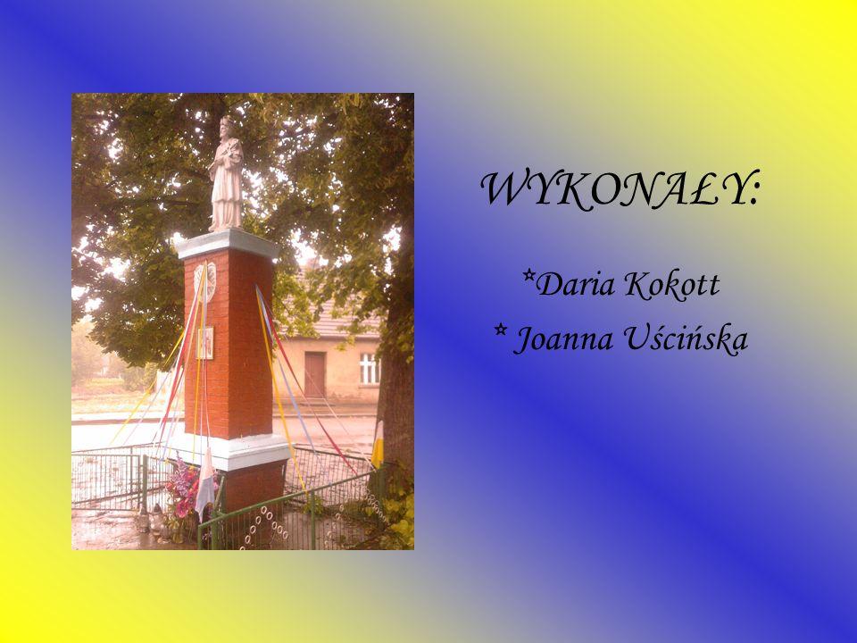 *Daria Kokott * Joanna Uścińska