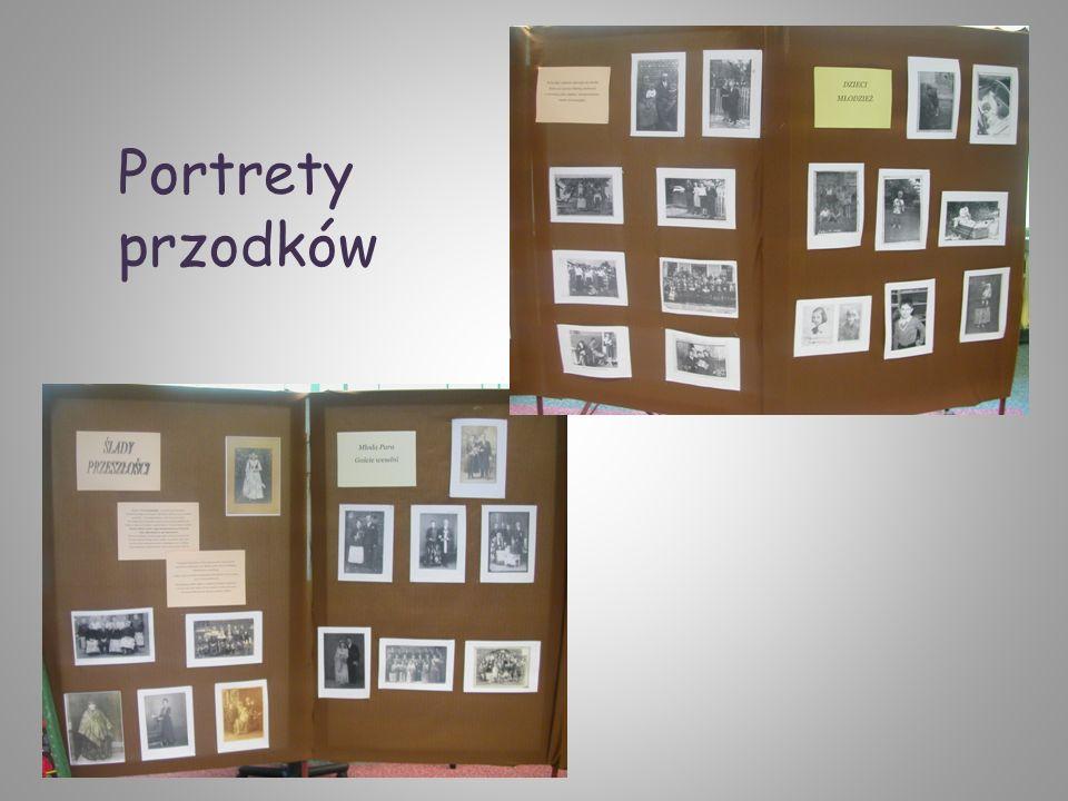 Portrety przodków