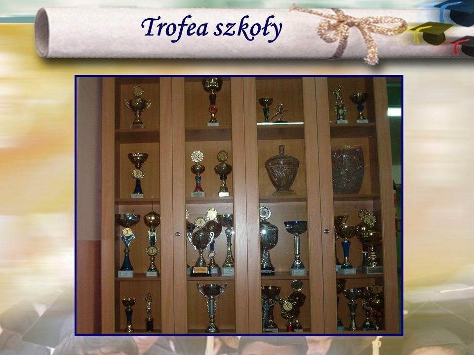 Trofea szkoły