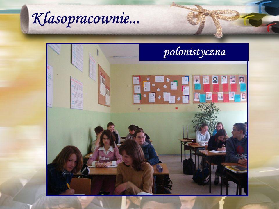 Klasopracownie... polonistyczna