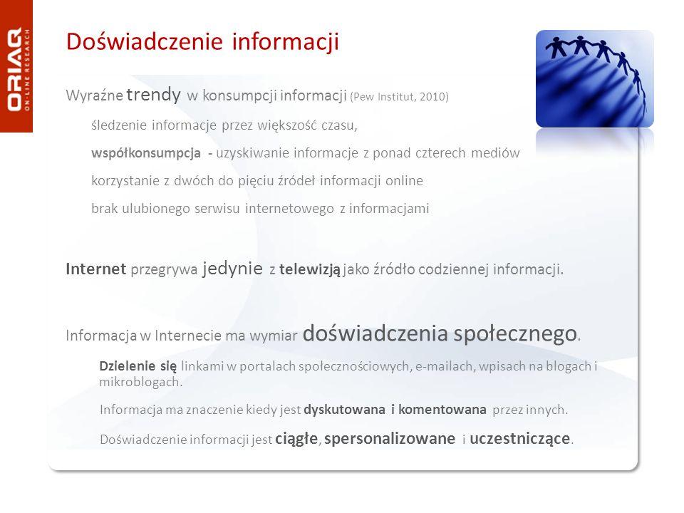 Doświadczenie informacji