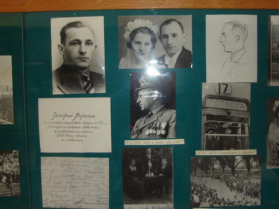 15. 11. 1938 rok- ślub z Ireną Francuzik