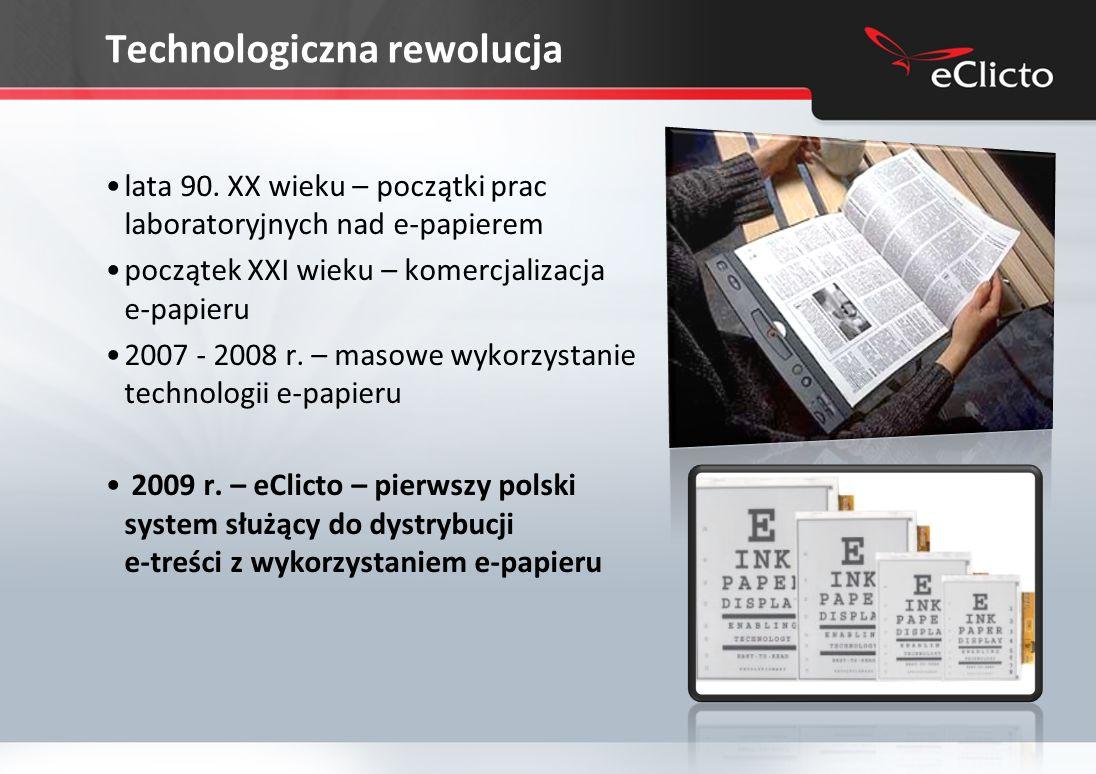 Technologiczna rewolucja