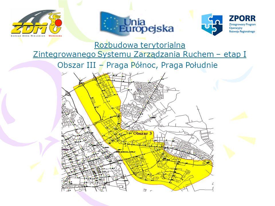 Obszar III – Praga Północ, Praga Południe
