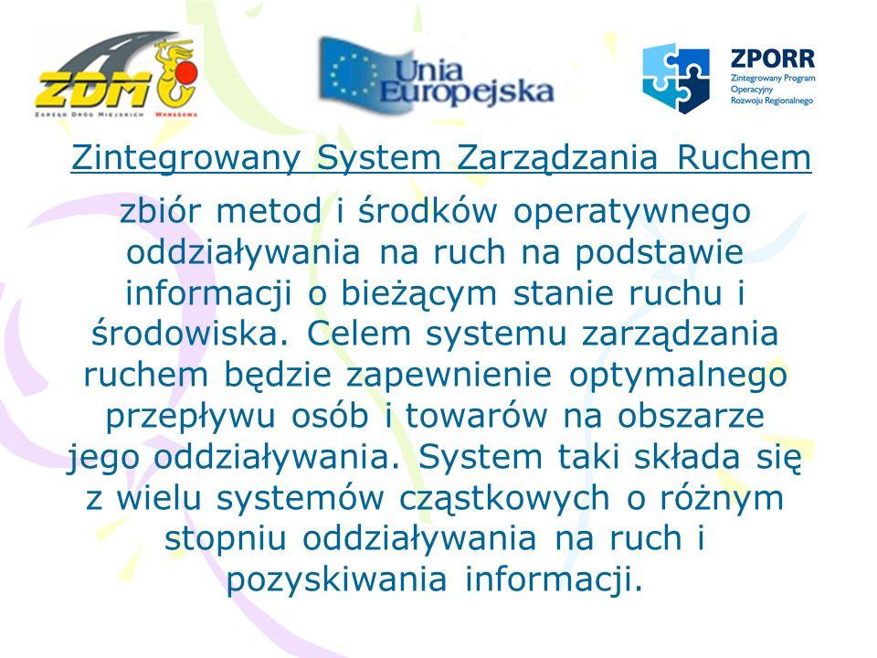 Zintegrowany System Zarządzania Ruchem